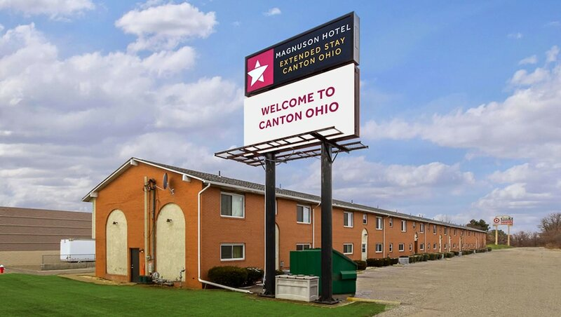 Magnuson Hotel Extended Stay Canton Ohio