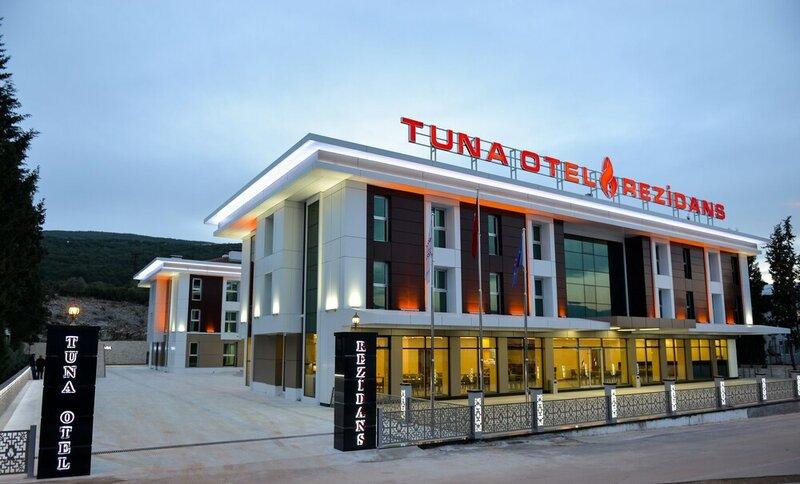 Tuna Otel Rezi̇dans