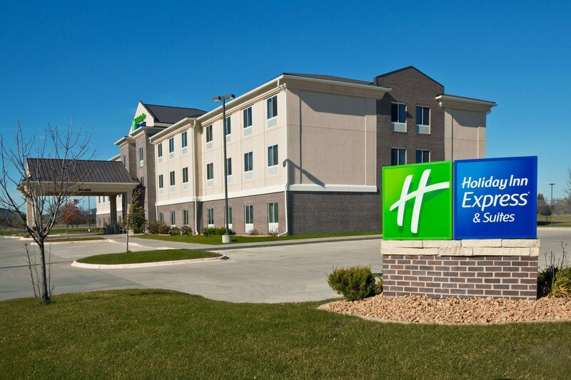 Holiday Inn Express Hotel & Suites-Des Moines