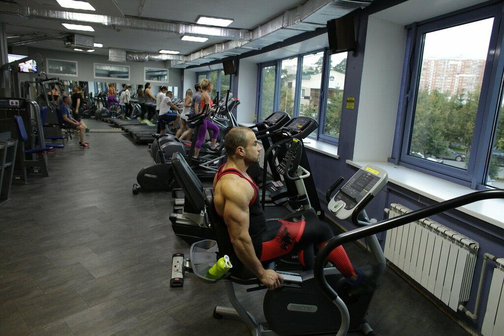 фитнес-клуб — Silver Gym — Одинцово, фото №4