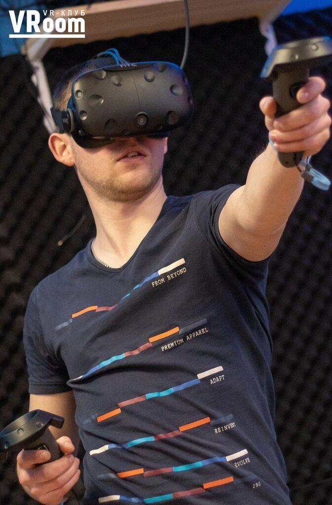 клуб виртуальной реальности — VRoom VR-Клуб — Москва, фото №4