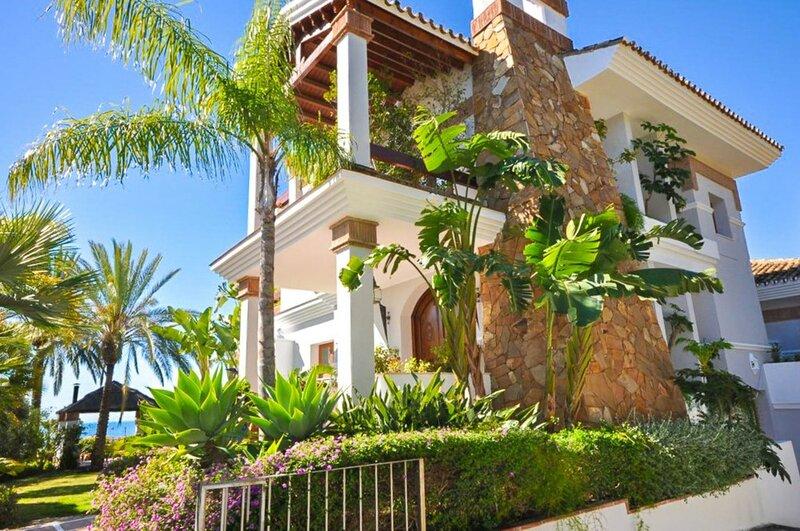 Oleholidays Villa Marques Junto A Golf Y Hotel Villa Padierna