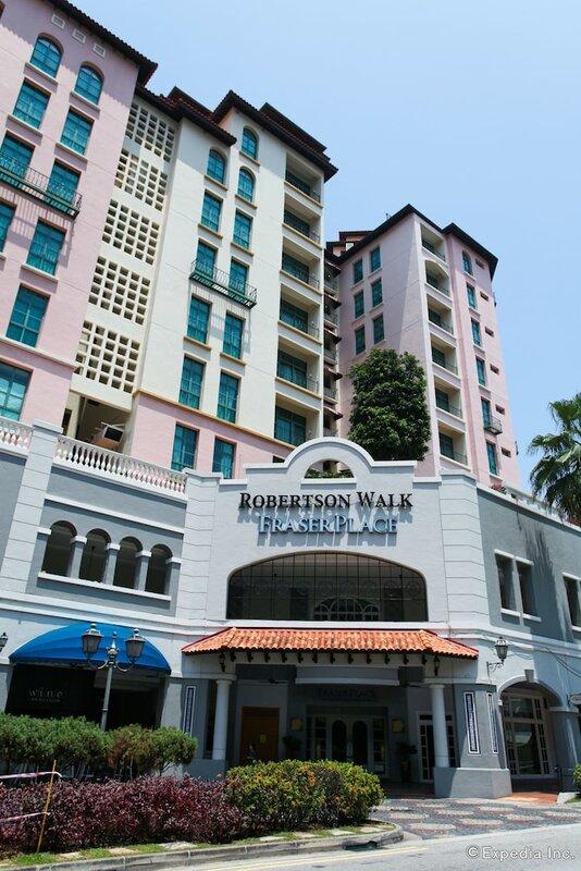 Fraser Place Robertson Walk, Singapore