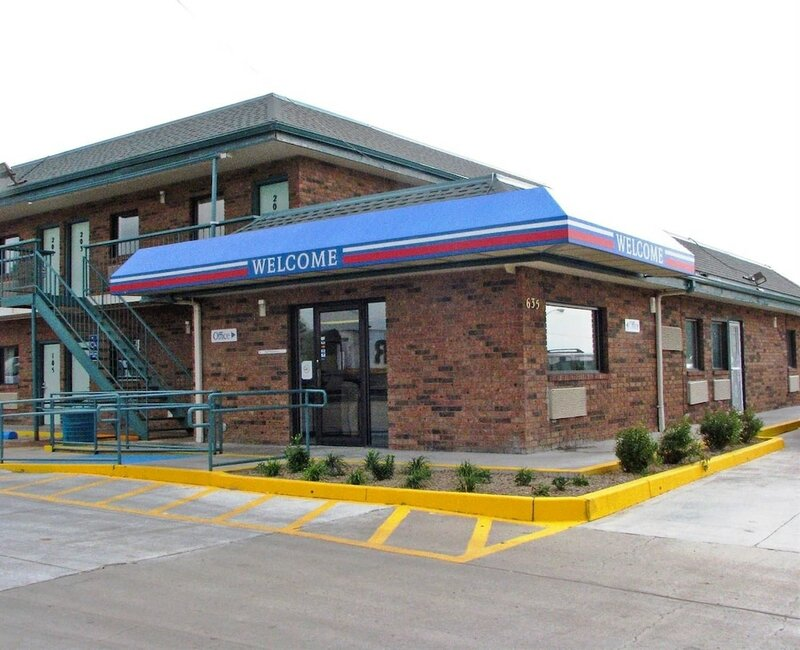 Motel 6 Salina, Ks