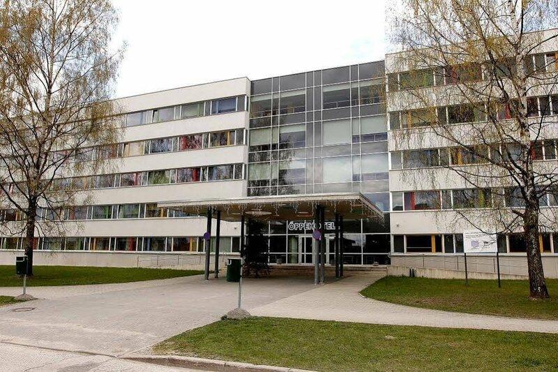 Гостиница Тартуского центра профессионального образования
