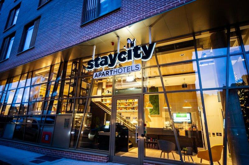 Staycity Hotel Apartments Christchurch