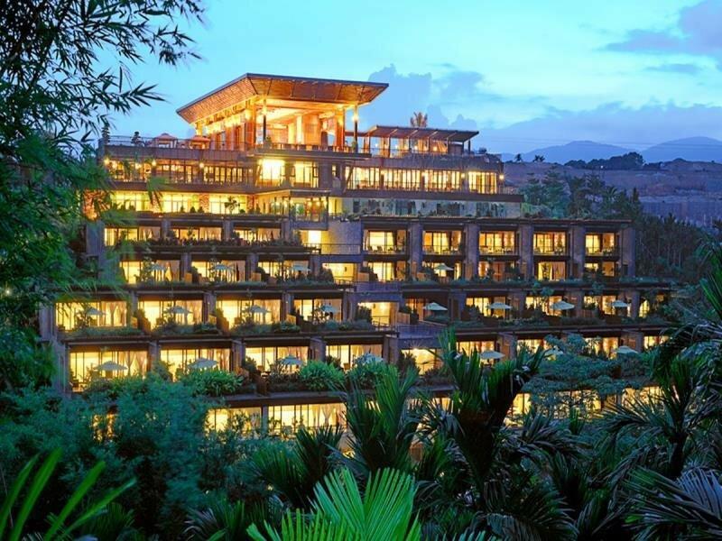 The Tang Hotel Qixian Mountain Hainan