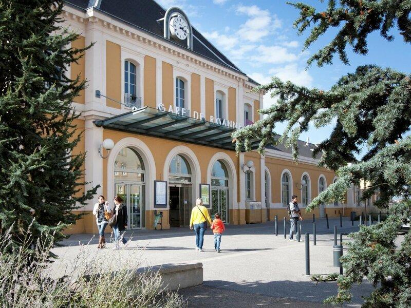 Ibis Styles Roanne Centre Gare