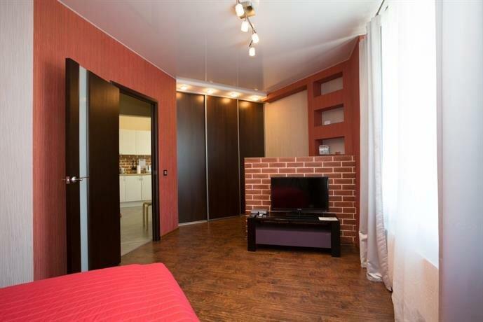 Апартаменты Этажи на Кузнецова 21