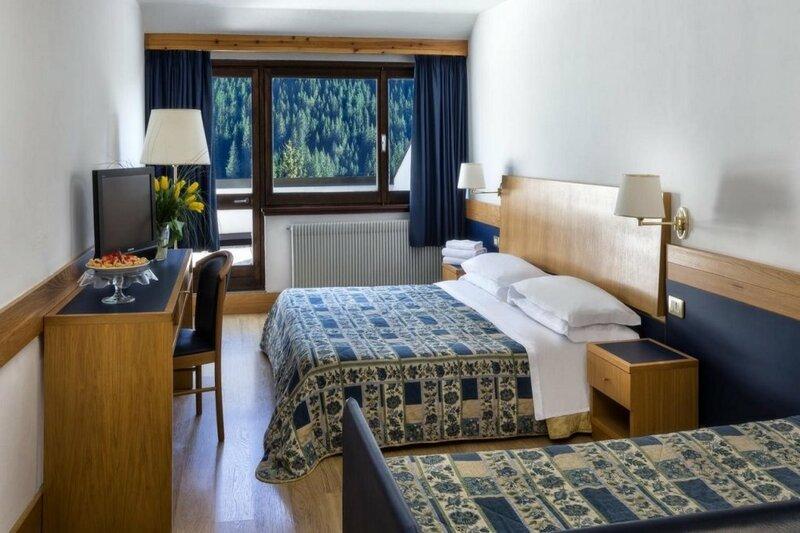 Hotel Club Regina E Fassa