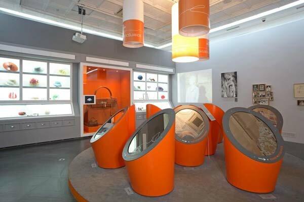 выставочный центр — Фонд культуры Екатерина — Москва, фото №8