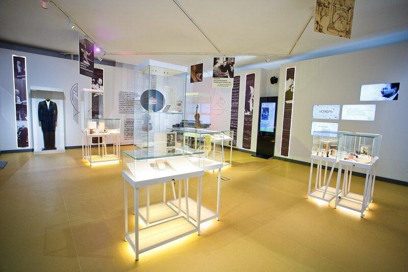 музей — Российский национальный музей музыки, Музей С. С. Прокофьева — Москва, фото №4