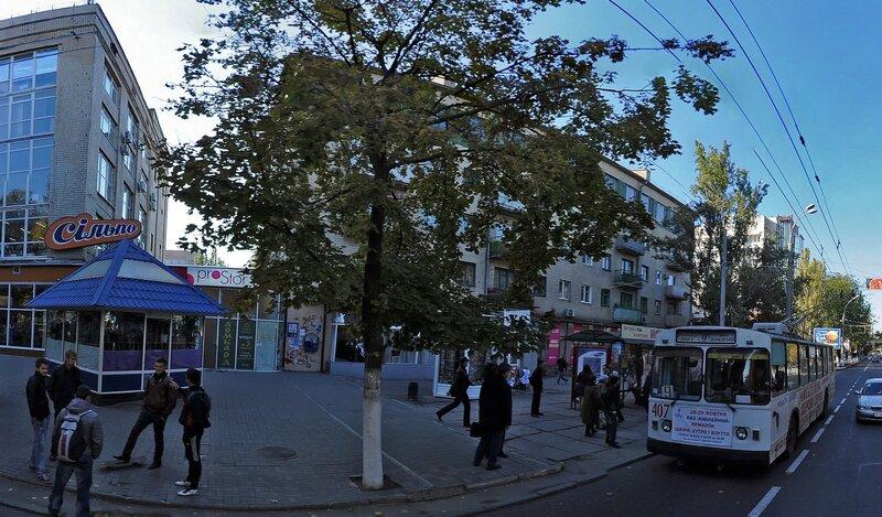 Luxury Studio in the city centre Kherson