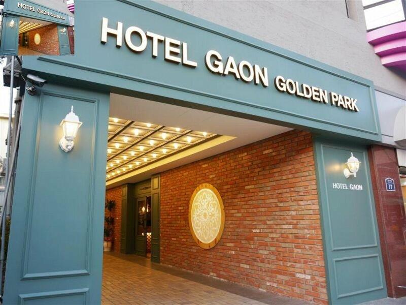 Gaon Golden Park Dongdaemun