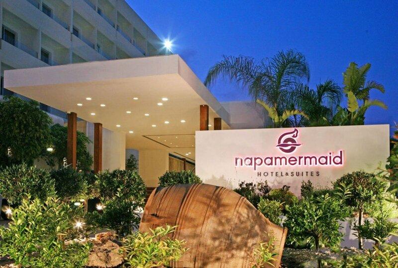 Отель Napa Mermaid