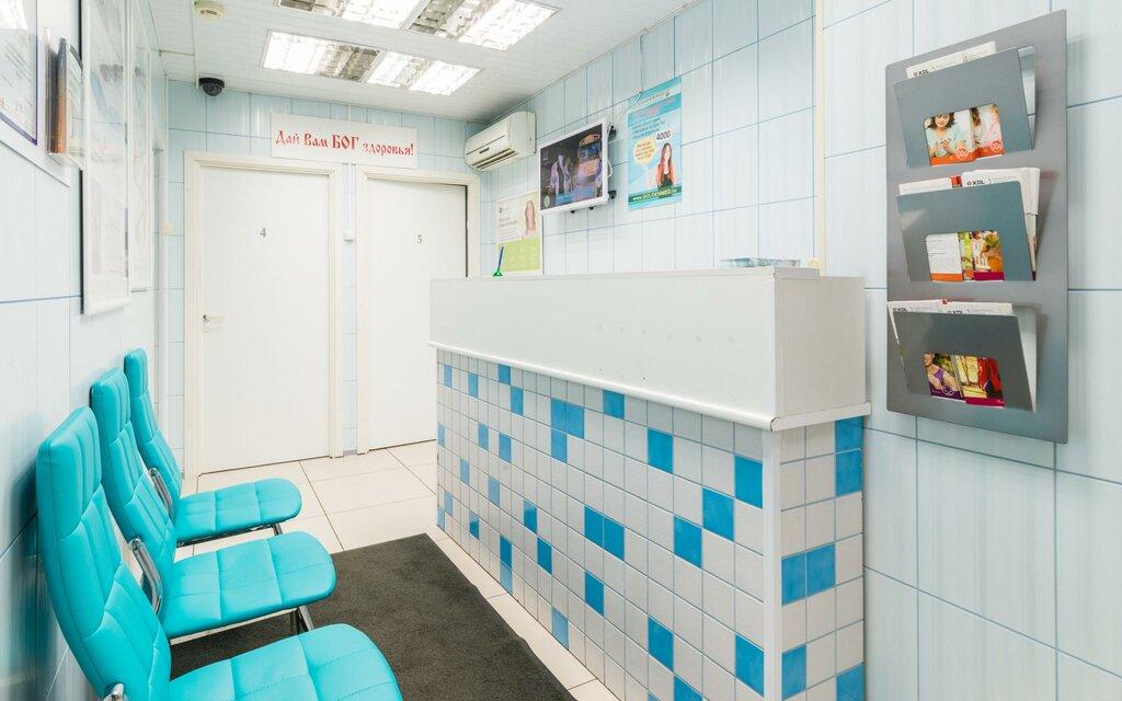 медцентр, клиника — Клиника GoldenMed — Москва, фото №1
