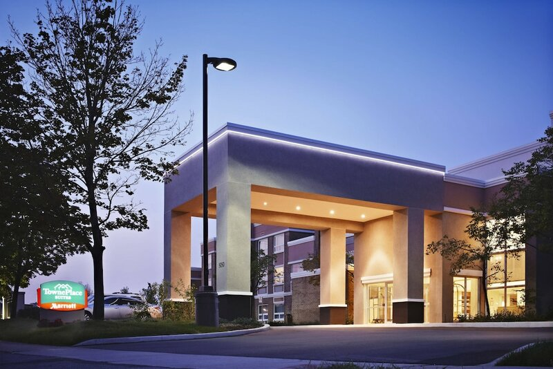 TownePlace Suites by Marriott Mississauga-Arpt Corp Ctr