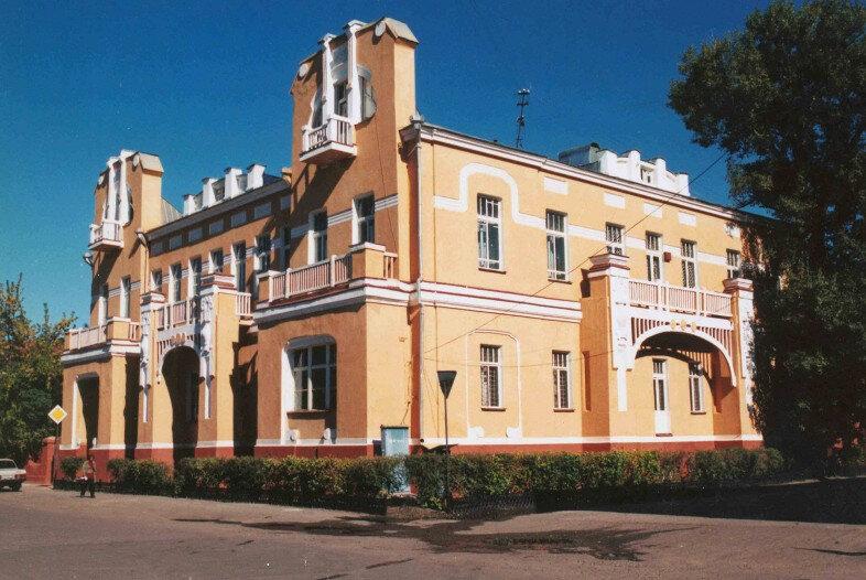 Картинка дом купца варвинского краеведческий музей