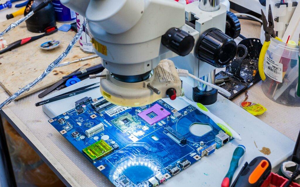 компьютерный ремонт и услуги — Доктор Ноутбуков — Краснодар, фото №2
