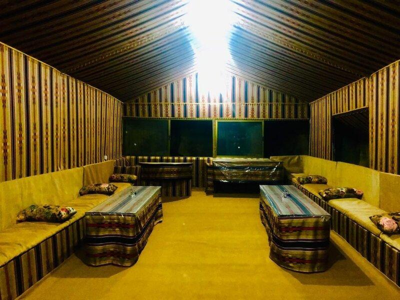 Wadi Rum Nature Reserve Camp & Tours