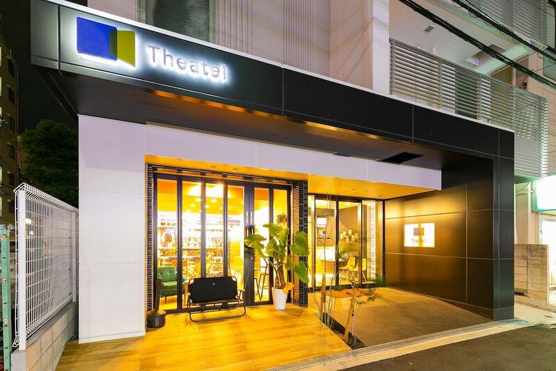 Theatel Osaka-Ebisu