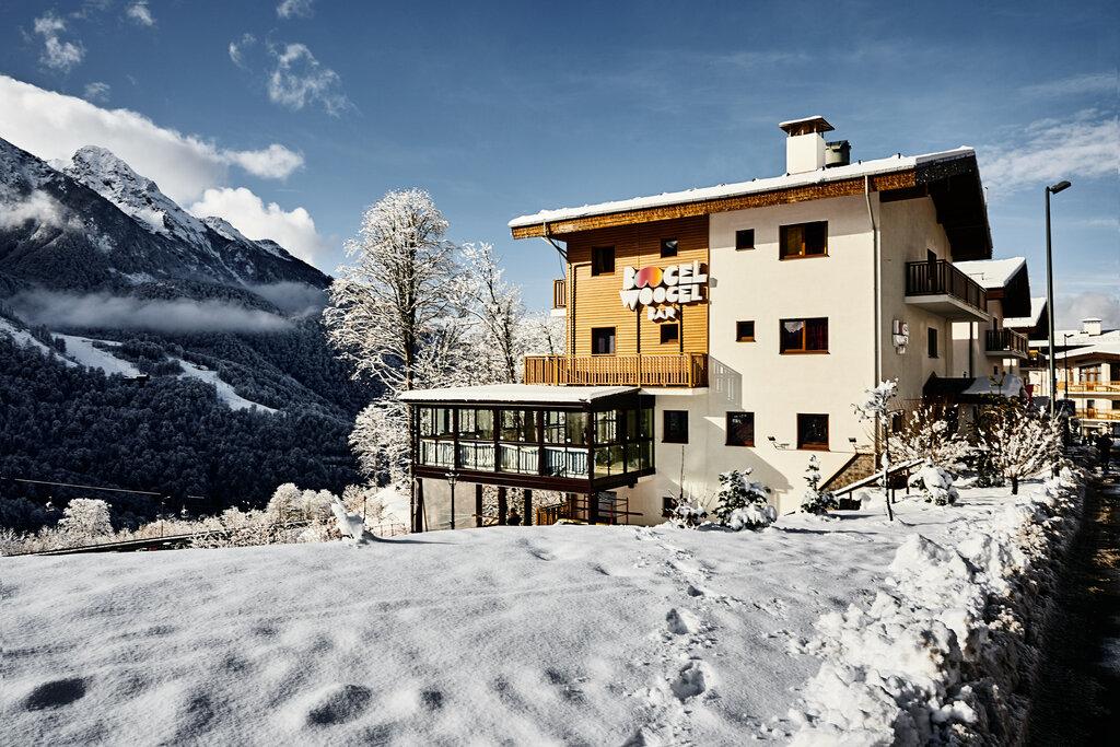 гостиница — Hotel BoogelWoogel Bar — село Эстосадок, фото №1