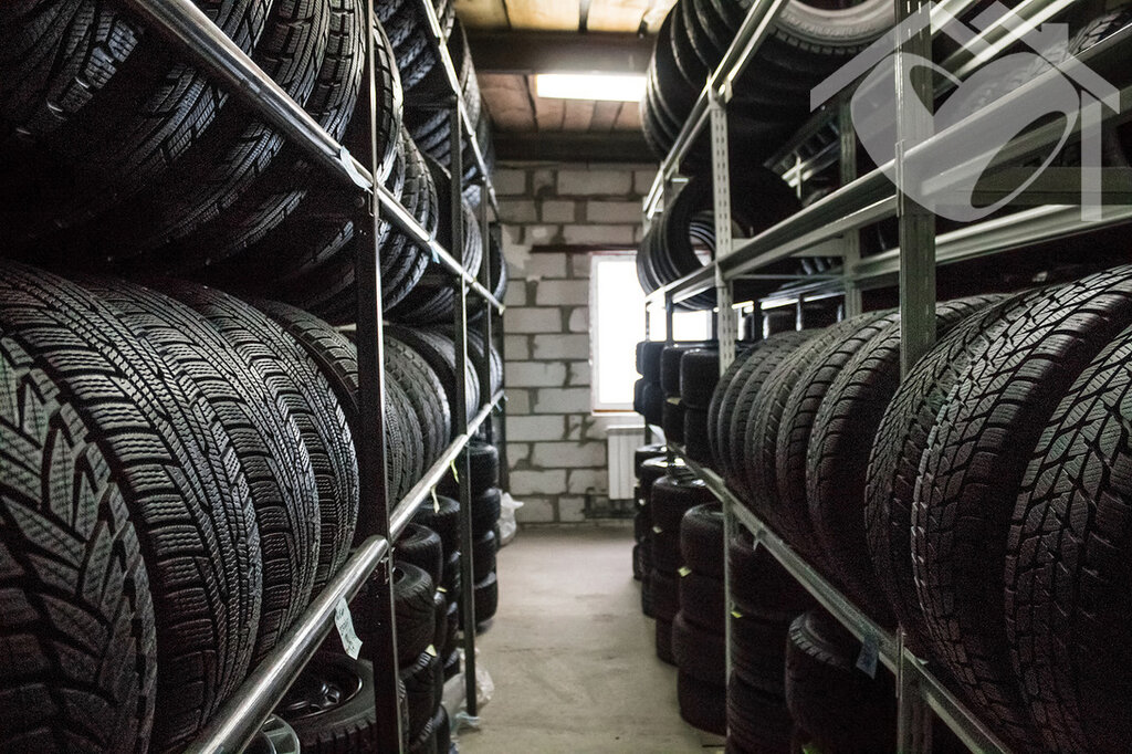 складские услуги — Склад Шин — Минск, фото №1