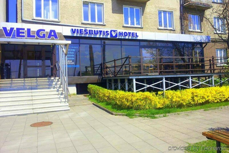 Гостиница Велга