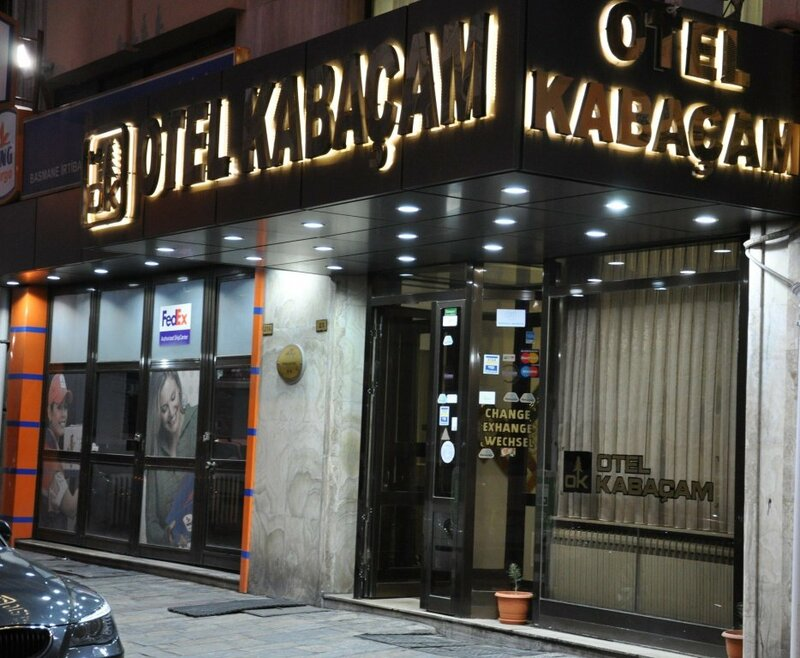Otel Kabacam