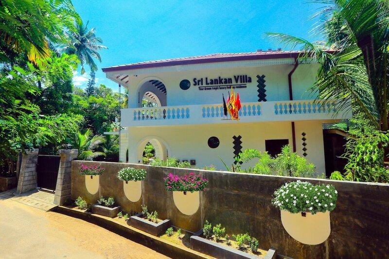 Sri Lankan Villa