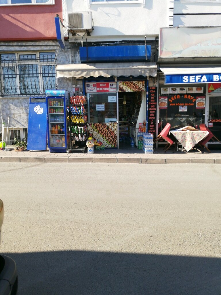 market — Altay Kuruyemiş — Fatih, photo 2