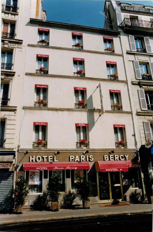 Hôtel Paris Bercy