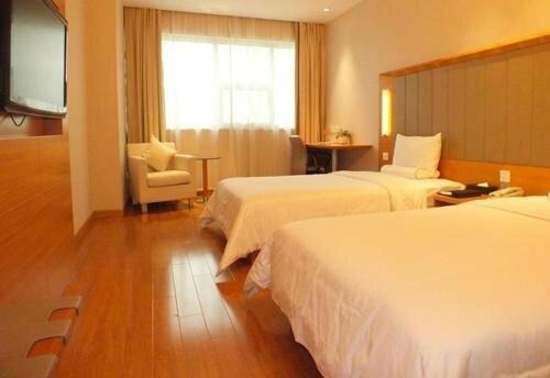 Hanting Hotel Nanjing Longjiang Dinghuaimen Branch