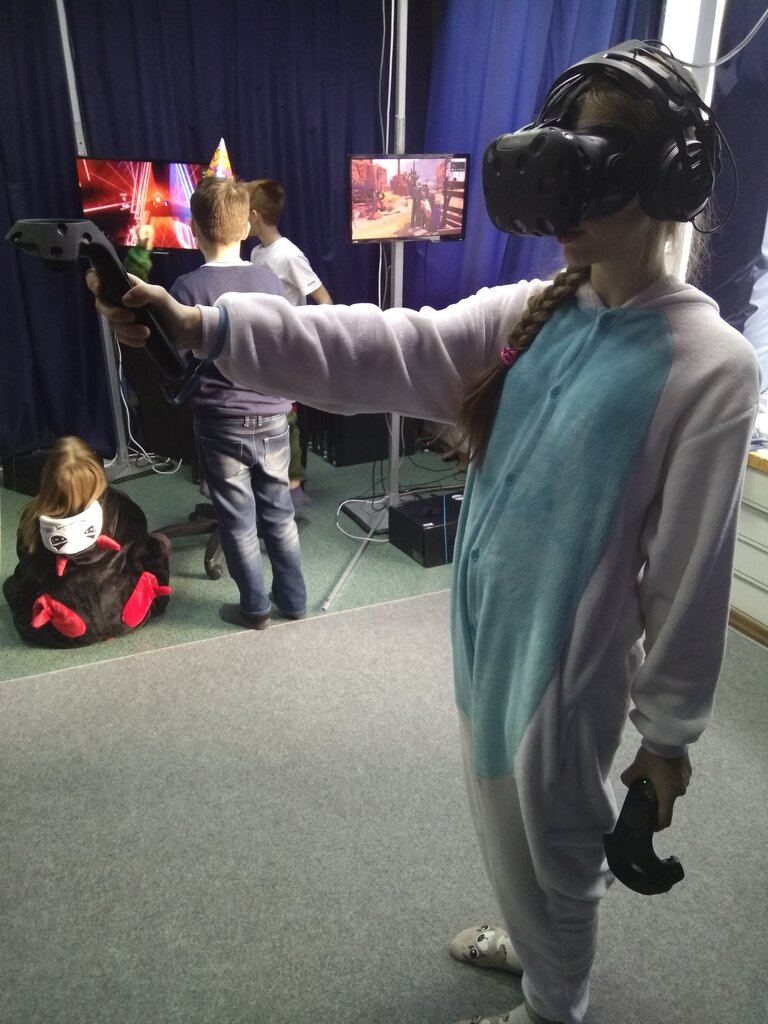 клуб виртуальной реальности — Грань реальности — Новосибирск, фото №5