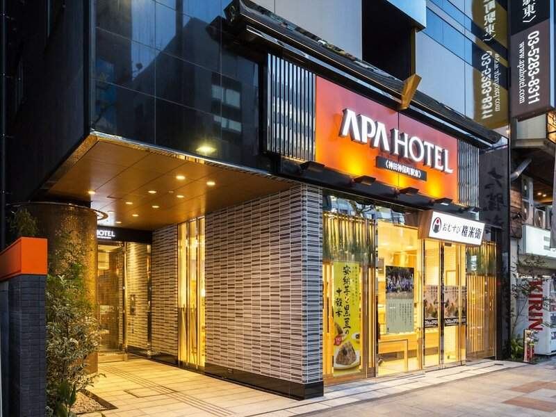 Apa Hotel Kanda-Jimbocho-Ekihigashi