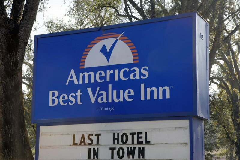 Americas Best Value Inn Yosemite