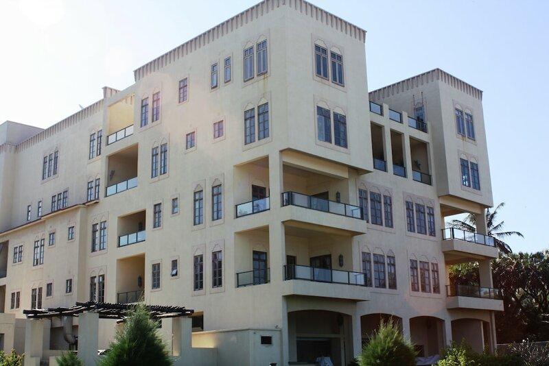 Курортный отель Sun Africa Beach Resort