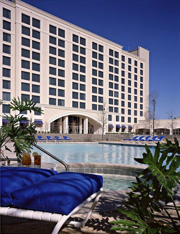 Dallas/Ft. Worth Marriott Hotel And Golf Club Champions Circle