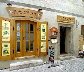 Hotel-Restaurant Svamberský Dum