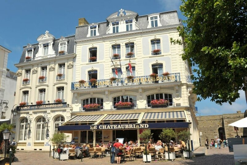 Hotel France Chateaubriand