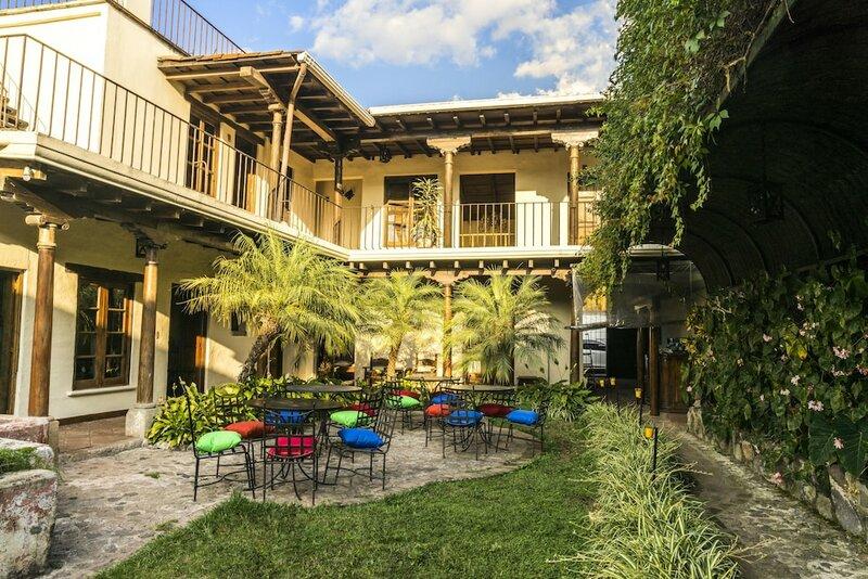 Hotel Casa De Las Mascaras