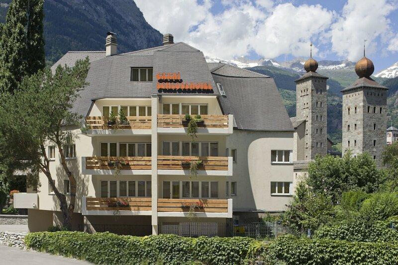 Schlosshotel - Self Check-In Hotel am Schlosspark