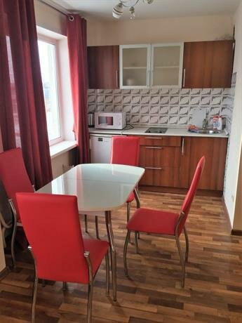 Апартаменты Дубровинского 52