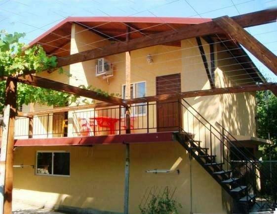 Guest House on Parkovaya ulitsa