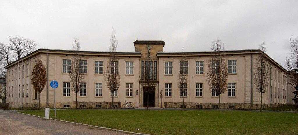 Palucca Hochschule für Tanz Dresden