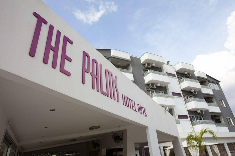 The Palms Hotel Apartments