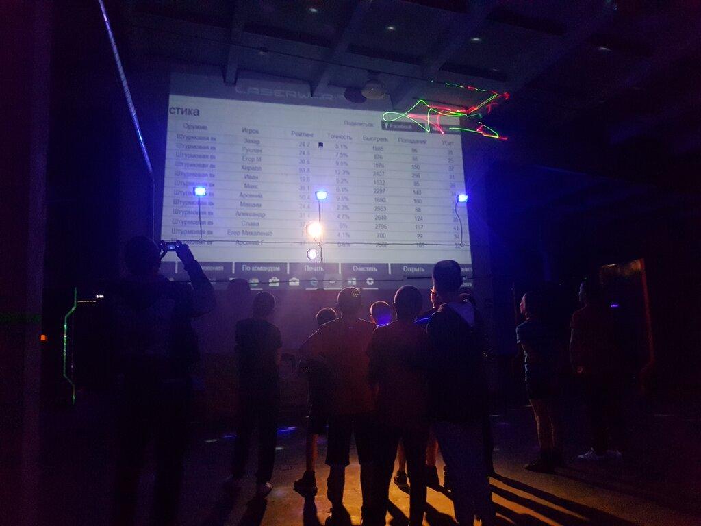 развлекательный центр — СРК ЛазерФраг — Санкт-Петербург, фото №6