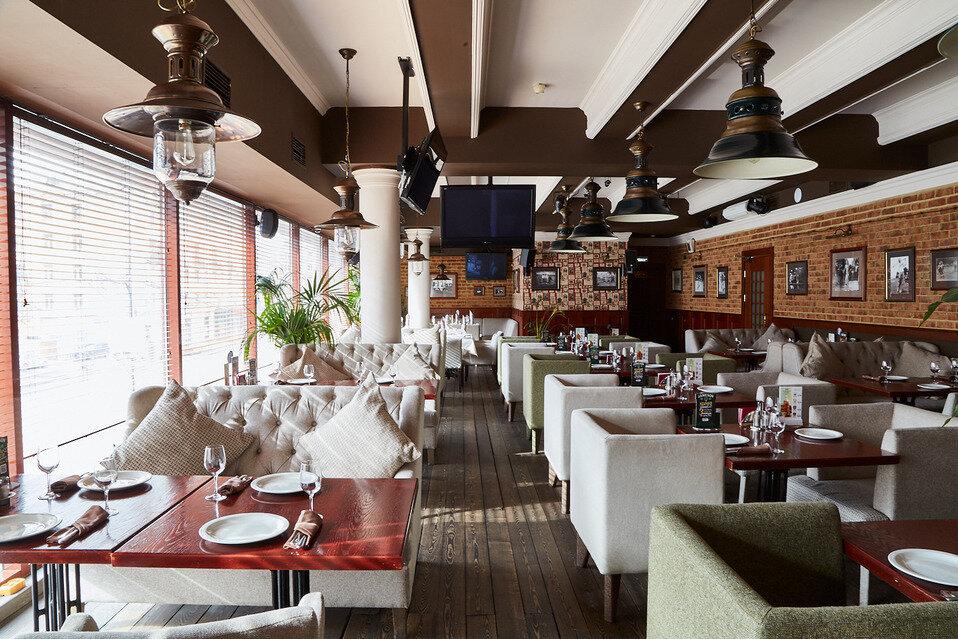 ресторан — Temple Bar — Москва, фото №5