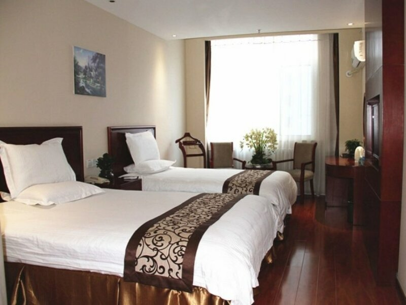 GreenTree Inn Tianjin Jinghai Jinqiao International Trade Center