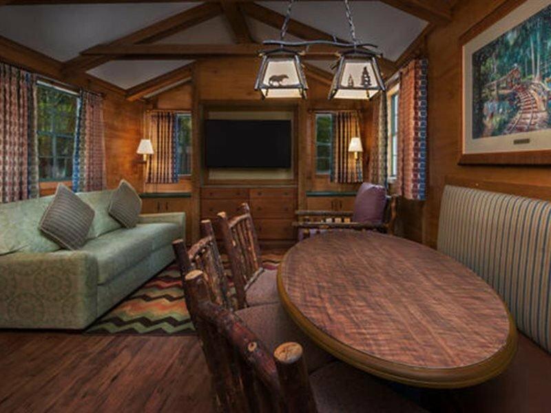 Campsites Disney's Fort Wilderness